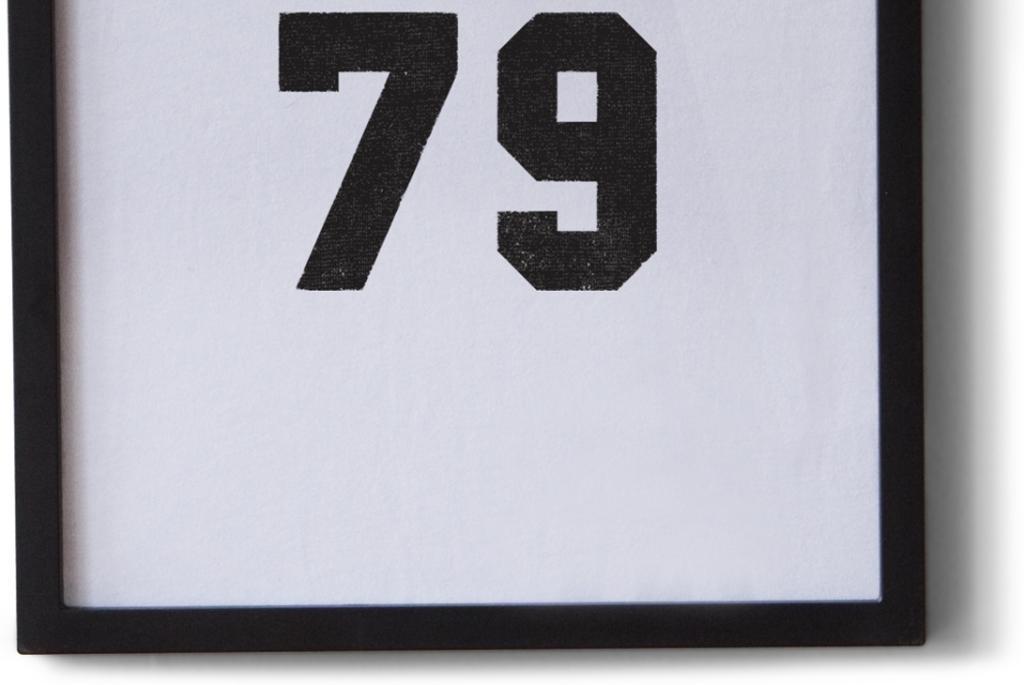 Lijst T-Shirt T-Frame Zwart Umbra - LiL.nl